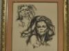 pastel_portrait_of_a_woman_custom_frame